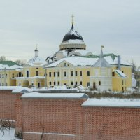 Вид на храмовый комплекс :: Иван Нищун