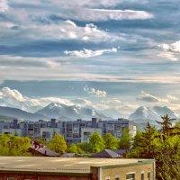 Вид из окна. :: Олег Стасенко