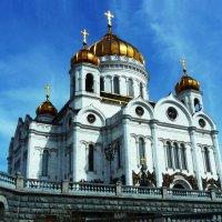 Кафедральный соборный Храм Христа Спасителя :: Елена М