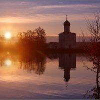 Разлив в Покровах :: Валерий Шейкин