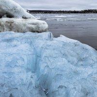голубой лёд :: Vladimir Beloborodov