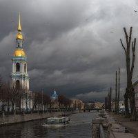 Прогулка вдоль Крюкова канала :: Владимир Колесников