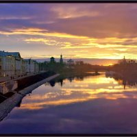 Вологодский закат :: Vadim WadimS67
