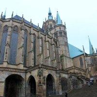 кафедральный собор Эрфурта (1170 год) :: Olga