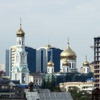противопоставление старого и нового :: Ирина Сафонова