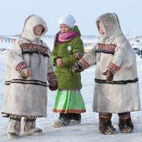 Северные детки :: Фёдор Воронов