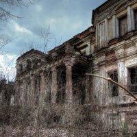 Усадьба в Павлищево :: Александр Швецов