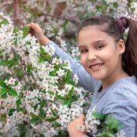 сохраняем весну в памяти, красиво ) :: Райская птица Бородина