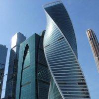 Москва-сити :: Aлла Н