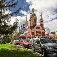 Казанский мужской монастырь в Тамбове :: Александр Тулупов