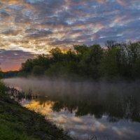 Красочное утро :: Сергей Корнев