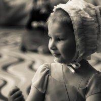 Юная танцовщица :: Роман