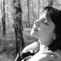 наедине с природой... :: Олеся Рогулёва