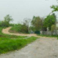 Дождливый пейзаж. :: igor