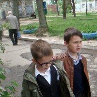 Прошлое и будущее в настоящем :: Нина Корешкова