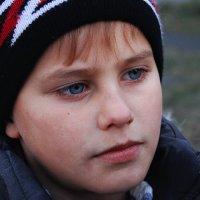 Парень. :: Олег Казаков