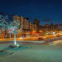 Вечерний город :: Андрей Поляков