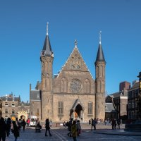 Замок Бинненхоф в Гааге :: Witalij Loewin