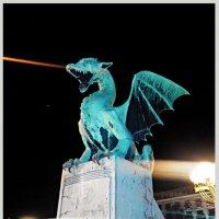 Ночной дракон :: Lukum