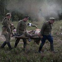 Ранение... :: Виктор Перякин