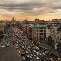 Час пик в Москве :: Ирина Климова