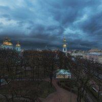 Нелётная погода не помеха :: Владимир Колесников