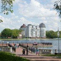 Верхнее озеро, Калининград :: Екатерина Калашникова