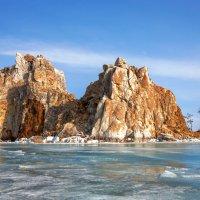 Лёд и скалы :: Анатолий Иргл