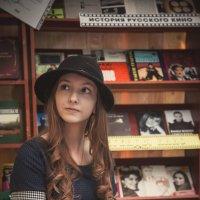 «Библионочь»-2016 – «Читай кино! - в Матвеево-Курганской центральной библиотеке» :: Андрей Молчанов