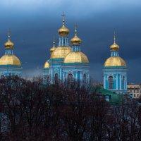 Купола Никольского :: Владимир Колесников