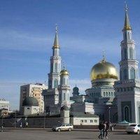 Столичная мечеть :: Михаил Андреев