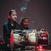 Японские барабанщицы :: Наталья Терентьева