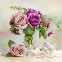 С розами и зефиром :: Светлана Л.