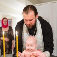 Крещение маленького Романа :: Marina _D