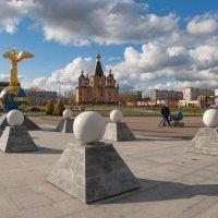 Городок :: Анатолий Тимофеев