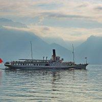 Швейцария. Женевское озеро. :: Наталья Иванова