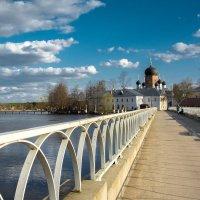 Свято-Введенская островная пустынь :: Александр