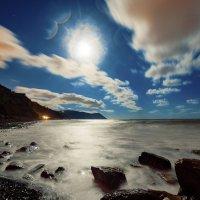 Ночь на море :: Михаил Тихонов