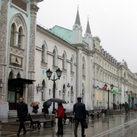 На Никольской улице. :: Larisa