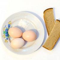 Здоровый завтрак :: Andrei Naronski