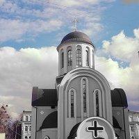 Церковь :: алекс дичанский