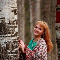 Фото-прогулка с Аней :: Вячеслав Ложкин