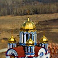 Храм Казанской иконы Божией Матери :: Кирилл Мешков