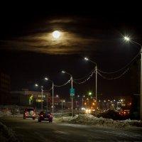 Луна :: Андрей Асеев