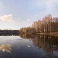 На закате :: Олег Пученков