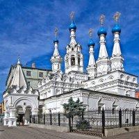 Ц. Успенья Богородицы в Путинках, Москва :: Виталий Авакян