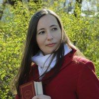 Весенний портрет :: Анна Городничева