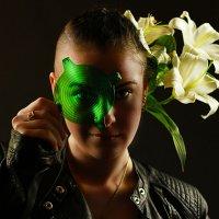 Зеленый свет :: Ирина Солощ