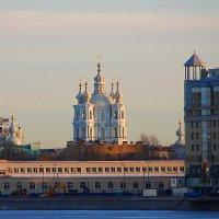Смольный собор :: Николай Танаев