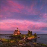 Вечер у Белого моря :: Влад Соколовский